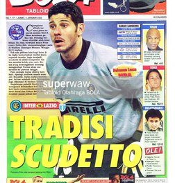 Tabloid BOLA Tinggal Kenangan