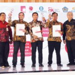 Dirut IPC Elvyn G Massasya ;   IPC Raih Juara I Penghargaan Annual Report Award 2018, IPC Miliki Road Map Dengan Target World Class Port  2020