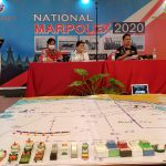 Begini,  Skenario Table Top Exercise Marine Pollution Exercise (Marpolex ) Nasional 2020